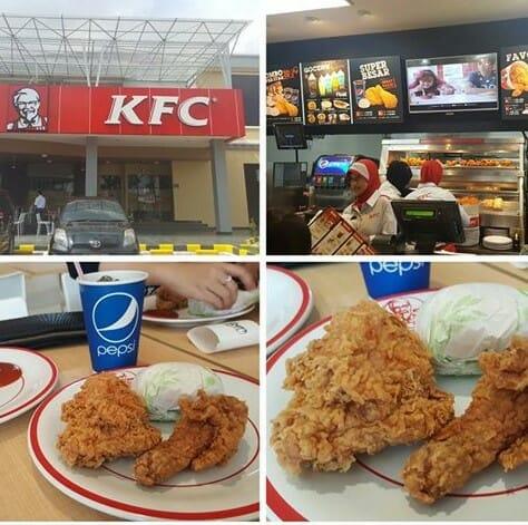 KFC Bunyamin, KFC Dekat Kampus UNSOED