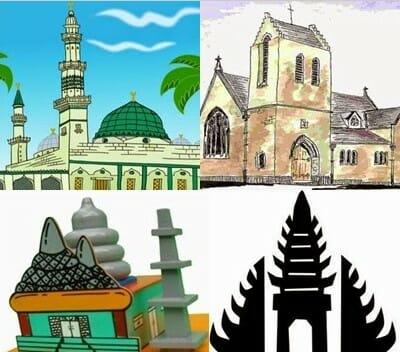 Contoh Norma Agama dan Pengertian Secara Lengkap
