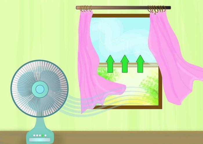 Cara mengatasi Ruangan yang Panas