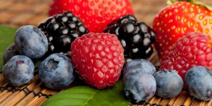 Khasiat Buah Berry