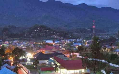 Tempat Paling Dingin di Indonesia