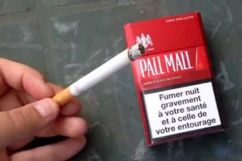 Rokok Paling Terkenal di Dunia