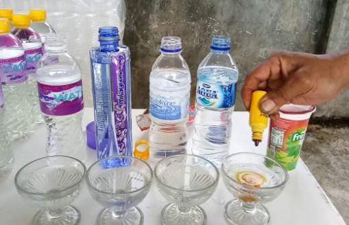 Air Milagros VS Kangen Water
