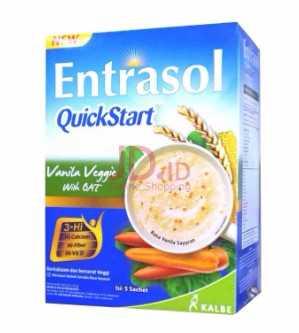 Susu Untuk Tulang Entrasol Quickstart