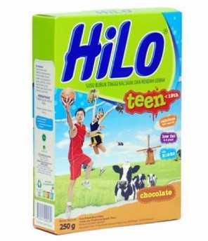 Susu Untuk Tulang Hilo Teen