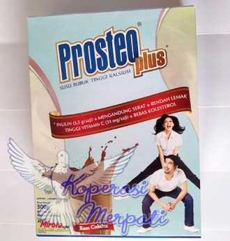 Susu Untuk Tulang Prosteo Plus