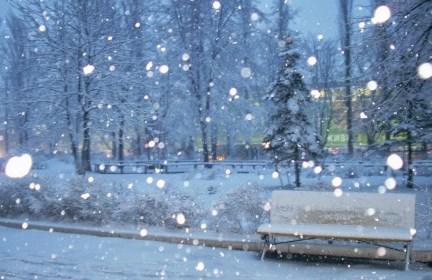 Proses Turunnya Hujan Salju