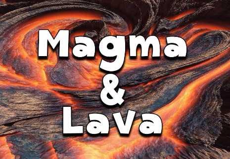 Perbedaan Magma dan Lava