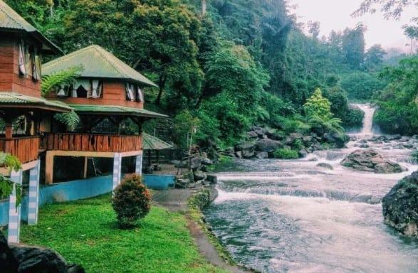 Curug Bayan Purwokerto Baturraden