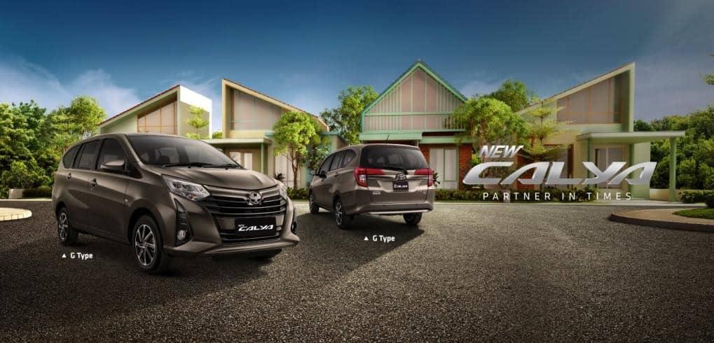 Harga Mobil Calya Facelift