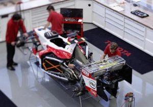 Bahan Untuk Membuat Body Mobil F1