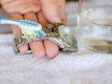 Cara Bersihkan Jam Tangan Stainless