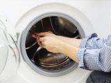 Mengatasi Mesin Cuci yang Bergetar