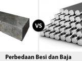 Perbedaan Besi dan Beja