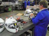 Proses Pembuatan Helm