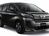 Spesifikasi Toyota Vellfire All New