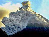 Tanda Gunung Meletus